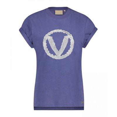 Josh V Dora v t shirt ocean blue