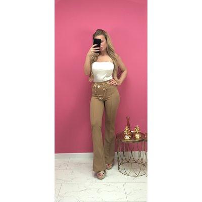 Jaimy Selena silk body white