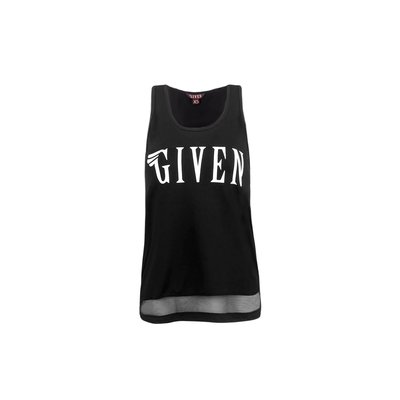 Given Liz TOP BLACK