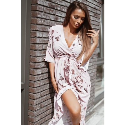 Jaimy LIMITED blossom for you dress ROSE