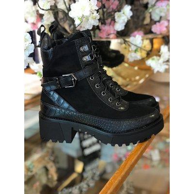 Jaimy Club55 boots BLACK