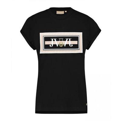 Josh V Dora JV t shirt BLACK