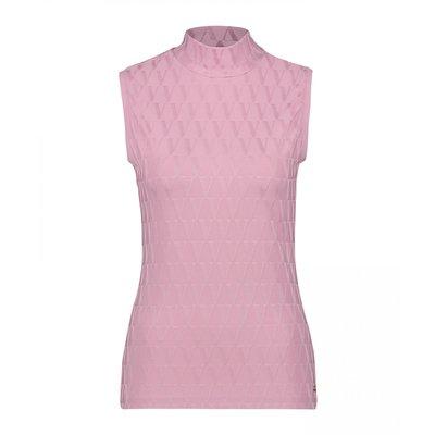 Josh V Tandil top fresh pink