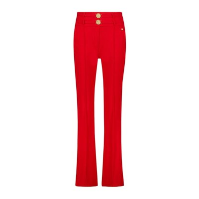 JOSH V Patricia pants cherry red