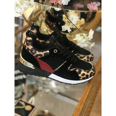 Jaimy LEOPARD sneakers