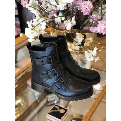 Jaimy Noa buckle boots