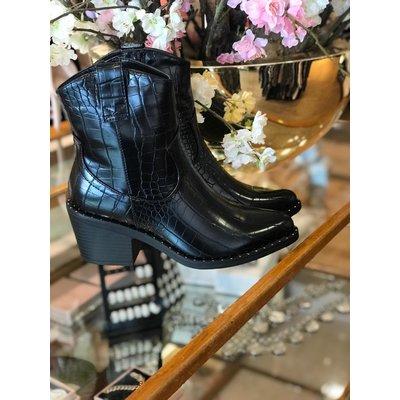 Jaimy Joshua boots stone black