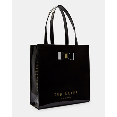 Ted Baker Bow detail large icon black
