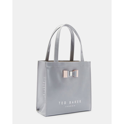 Ted Baker Soft small icon bag light grey
