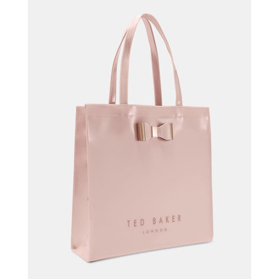 Ted Baker Bow detail large icon pink