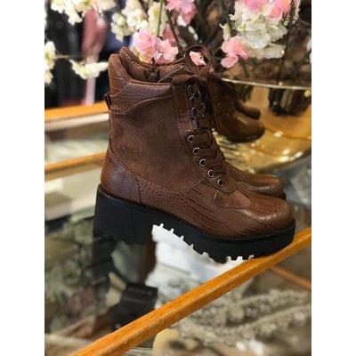 Jaimy LIMITED EDITION Girls rule the world BOOTS / CAMEL