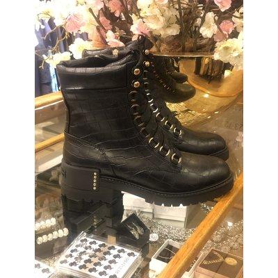 Supertrash Supertrash BIBI high CROCO boots