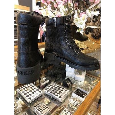 Supertrash Supertrash BIBI high boots black