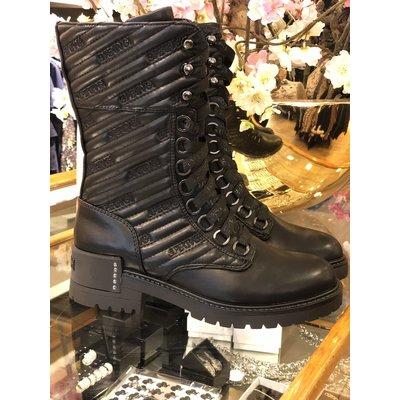 SUPERTRASH Supertrash LOGO boots XHIGH QLT W