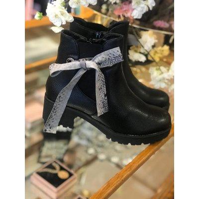 Jaimy Emma boots BLACK/GREY