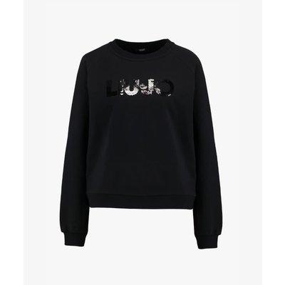 Liu Jo Felpa Chiusa sweater sequin