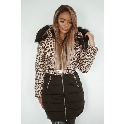 Jaimy Leopard for you jacket