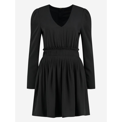 NIKKIE rachel dress black