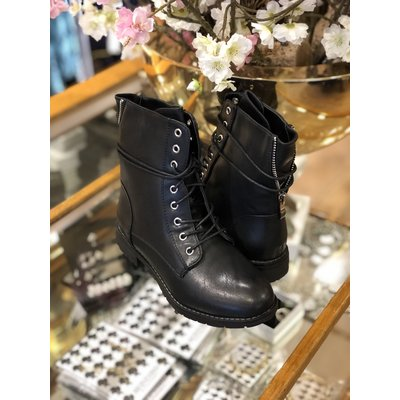 Jaimy Black chloe booties