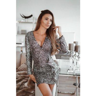 JAIMY Copy of Jacey sequin dress