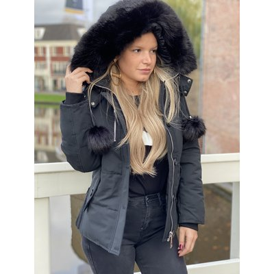 Jaimy Most beautiful jacket black
