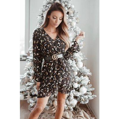 JAIMY Noella ruffle dress