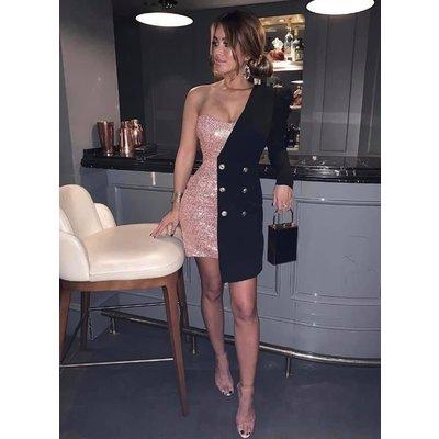 JAIMY VIP night dress rose gold