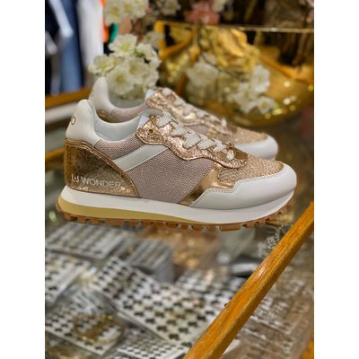 LIU JO Liu Jo Wonder White sneakers