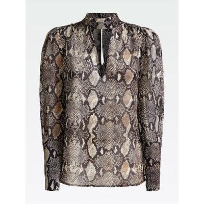 GUESS BY MARCIANO Blouse met Python print