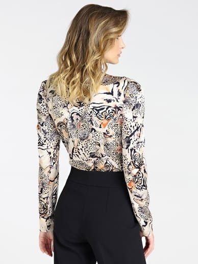 GUESS BY MARCIANO Body dierenprint