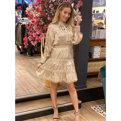 JAIMY All about fashion dress beige