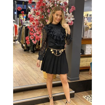 JAIMY Lindsay blouse black
