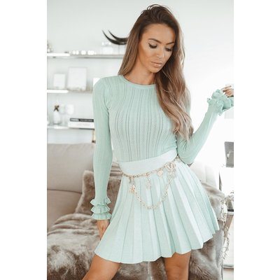 JAIMY Ruffles limited top mint