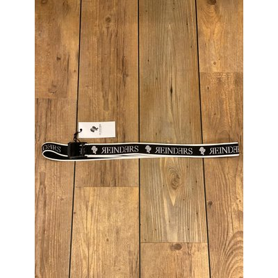 REINDERS Belt wording black