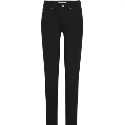 CALVIN KLEIN mid rise skinny stretch