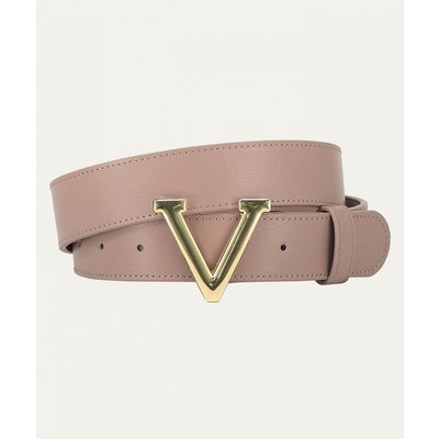 JOSH V Angela belt dark blush