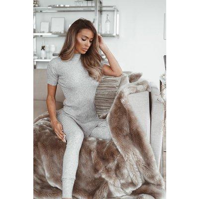 JAIMY Babette lounge wear set light grey