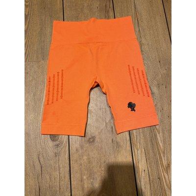REINDERS Bikershort orange neon