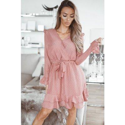 JAIMY Aya dress old pink