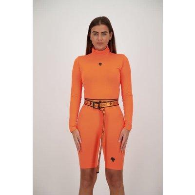 REINDERS Body Turtleneck orange neon