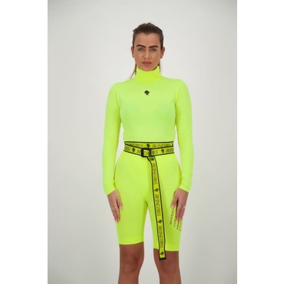 REINDERS Body Turtleneck yellow neon