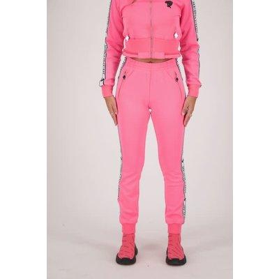 REINDERS Tracking pants neon pink