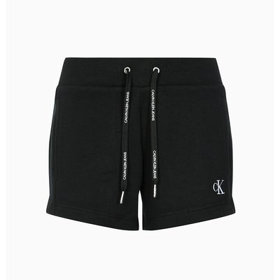 CALVIN KLEIN CK EMBROIDERY REGULAR SHORT black