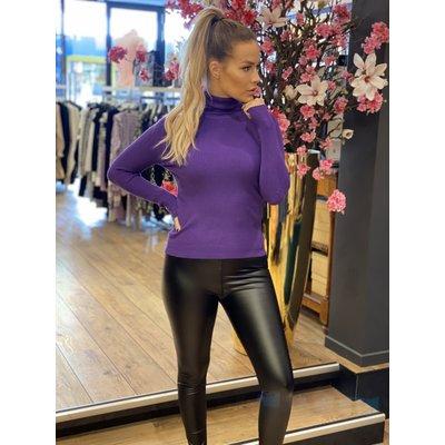 JAIMY Basic col top purple