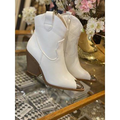 JAIMY Ralf boots white
