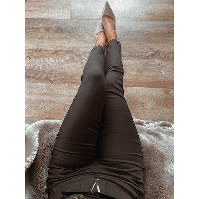 JAIMY the v pants black