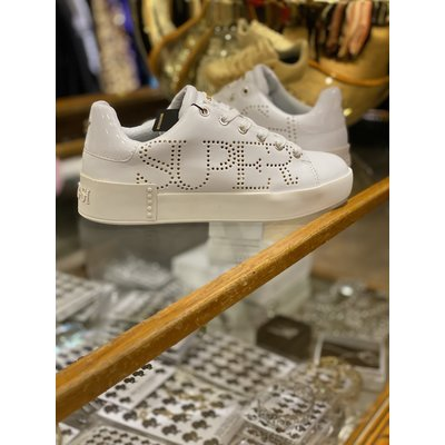 SUPERTRASH Lewi sneakers white