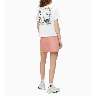 CALVIN KLEIN Ck logo t-shirt