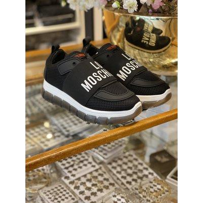 LOVE MOSCHINO Tassel 50 sneaker black