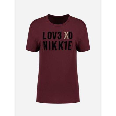 NIKKIE Love x nikkie t shirt